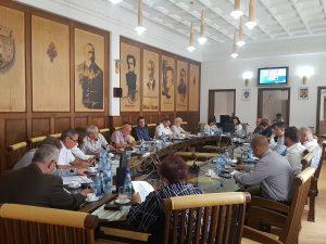 CL Sfântu Gheorghe încheie un contract pe 10 ani pentru capturarea animalelor sălbatice ce intră în municipiu