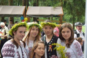 Ziua Universală a Iei și Ziua Drapelului Național au fost sărbătorite la Covasna, duminică