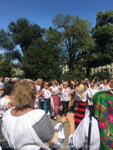 "Larisa Axinia (Asociaţia ""Românii în Italia"
