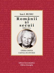 Reeditarea unei opere de referință: Ion I. Russu, Românii și secuii
