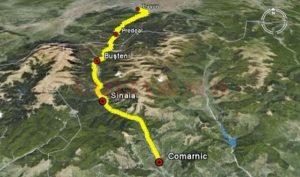 Iohannis: Proiectul autostrăzii Ploieşti - Braşov, obiectiv strategic de interes naţional