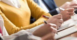 Pregătiri pentru  proba scrisă a concursului național de ocupare a posturilor didactice vacante/ rezervate