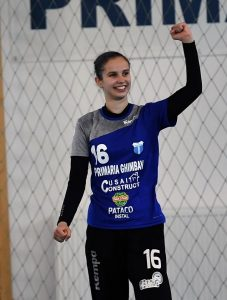 Interviu în exclusivitate:  Demeter Maria, originară din Sfântu Gheorghe, este cel mai bun portar din România la Handbal Feminin-Junioare 3