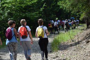 """De la mic la mare, elevii din Covasna fac """"Voluntariat pentru natura covăsneană"""""""