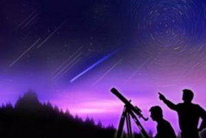 Noaptea stelelor căzătoare, astăzi, la Câmpul Benedek