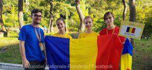 MEN: Medalie de bronz pentru lotul României la Olimpiada Internaţională de Lingvistică 2019