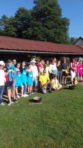 Concurs de gătit organizat de Asociației pentru Tineret Open Minds