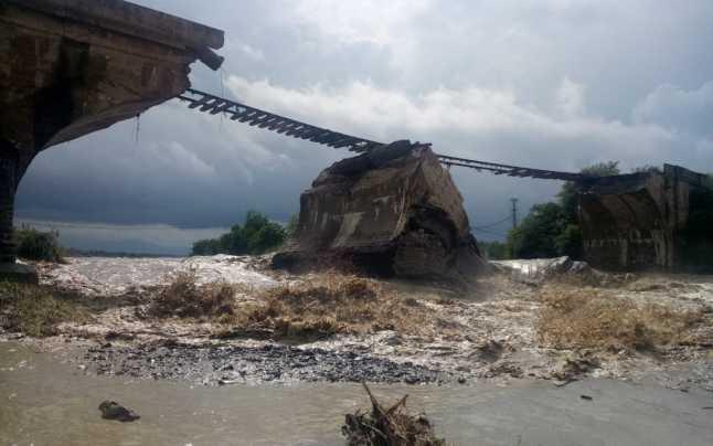 CFR SA a desemnat oferta câștigătoarepentru Reconstrucția Podului CF Budila
