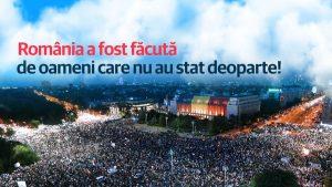 Sfântu Gheorghe se solidarizează cu Diaspora Sâmbătă, 10 august, în centrul municipiului va avea loc un protest anticorupție