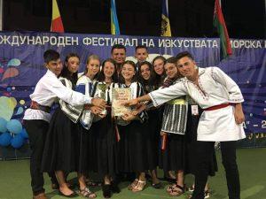 """Grupul """"Piatra Mare"""", din Dobârlău, premiat peste granițe"""