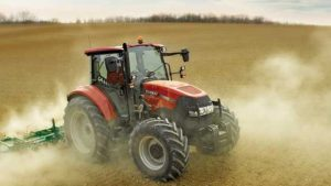 Curs de tractorist, la DAJ Covasna