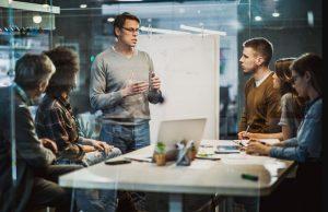 5 sfaturi pentru armonie intr-un birou cu numar limitat de angajati