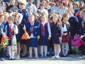 Noul an școlar, deschis astăzi, prin festivități specifice