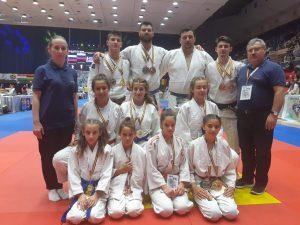 16 medalii - 5de aur, 6 de argint și 5de bronz- au fost obţinute de sportivii covasneni la Cupa Mondială şi Campionatele Balcanice de Ju-Jitsu