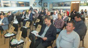 Reuniune de lucru a Consiliului pentru Dezvoltare Regională Centru în județul Covasna