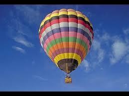 Ridicare cu balonul cu aer cald, de Zilele Sportive Sfântu Gheorghe