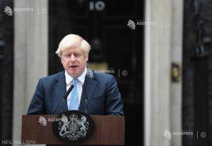 Boris Johnson reiterează că Brexit-ul va avea loc pe 31 octombrie şi afirmă că nu vrea alegeri anticipate