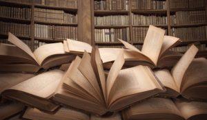 Zeci de mii de volume, în fondul de carte al bibliotecii CCD Covasna