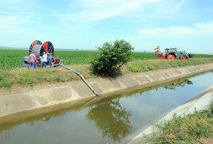 Florin Barbu (ANIF): Vom pune la dispoziţia fermierilor sisteme de irigaţii pe aproape 1,6 milioane de hectare, în 2020