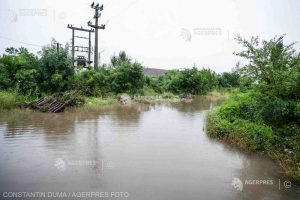 Prefectura Covasna: Două poduri afectate de inundaţii, refăcute cu bani din bugetul de stat