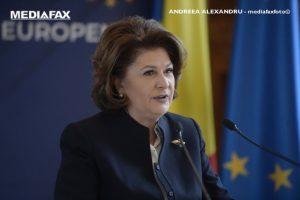 Rovana Plumb: Decizia Comisiei JURI - profund incorectă, contrară Regulamentului de procedură din PE