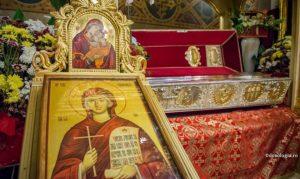 Sfânta Preacuvioasa Parascheva