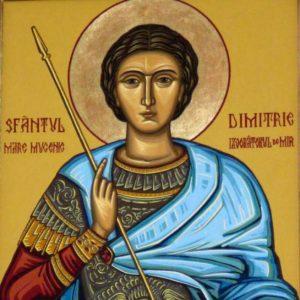 Sf. Dumitru, zis și Sâmedru