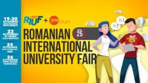 Universităţi din top 100 mondial, prezente la RIUF