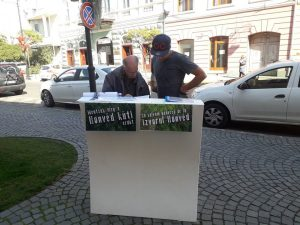 Campanie de strângere de semnături pentru schimbarea locaţiei viitorului parc de divertisment de la Şugaş Băi