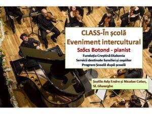 Muzica clasică, pe înțelesul copiilor: eveniment, astăzi, în două școli din Sfântu Gheorghe