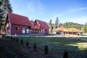 Centrul de agrement din Comandău a fost finalizat