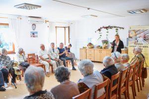 """Programe de formare, activități variate, la Complexul """"Zathureczky Berta"""" din Sfântu Gheorghe"""