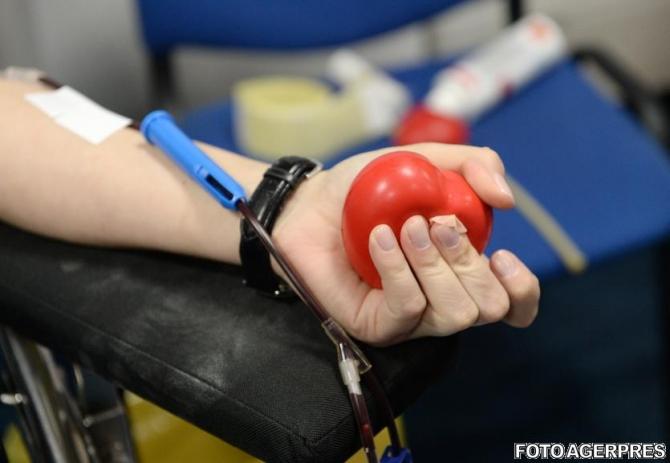 Campanie de donare de sânge pentru caporalul BALCAN DANIEL din Unitatea Militară 01630 Arcuş
