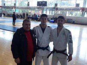 Evoluție bună a sportivilor secţiei de JUDO a CSM Sf. Gheorghe, la  Campionatul Național de Judo Ne-Waza U21 ani