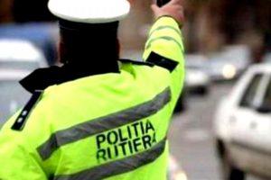 Conducătorii auto, care nu au respectat legislația rutieră, au fost sancționați de polițiștii rutieri în acțiune