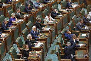 Senat: Ordonanţa privind Codul administrativ, adoptată tacit în Senat