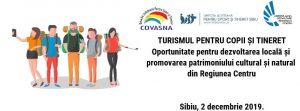Acțiune comună a DJST Sibiu și DJST Covasna, în Premieră națională!