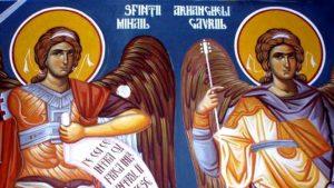 Sf. Mihail şi Gavriil