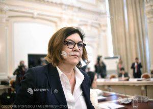 Adina Vălean - aviz favorabil în comisiile parlamentare de specialitate pentru postul de comisar european