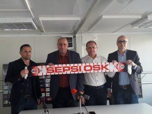 Fotbal: Sepsi OSK a reziliat contractul cu Laszlo Csaba; Leo Grozavu e noul antrenor