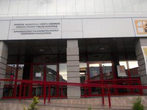 Lucrări de reamenajare la Direcţia de Finanţe Publice Municipale        Începând de luni, 18 noiembrie, toate serviciile vor fi disponibile la etajul 1 al clădirii