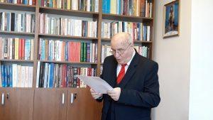 Înființarea Bibliotecii virtuale Eurocarpatica, la Sfântu Gheorghe