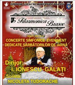 Atmosferă de Sărbătoare la Filarmonica Brașov