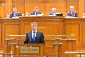 Preşedintele Iohannis a promulgat legea bugetului de stat pe 2020