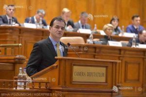 Orban: Am luat decizia de angajare a răspunderii Guvernului pe buget şi modificarea OUG 114
