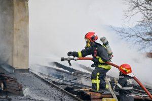Echipamente noi pentru pompierii covăsneni