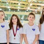 Medalii la sfârșit de an pentru sportivii de la Show Time Sport Club