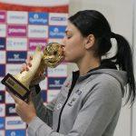 Handbal feminin: Cristina Neagu a primit trofeul de cea mai bună jucătoare a lumii în anul 2018