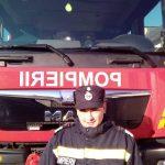 Pompier, salvator de vieţi și în concediu!