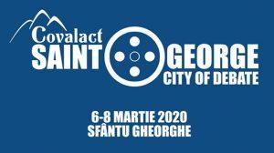 """Pregătiri pentru competiția de dezbateri """"Covalact Saint George City of Debate"""""""